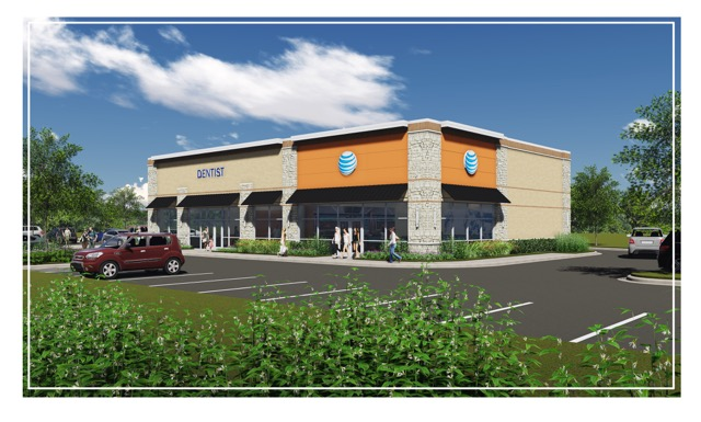 shops at blackberry creek rendering